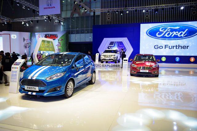 Không có sản phẩm mới cho Việt Nam, Ford nhấn mạnh công nghệ - 2