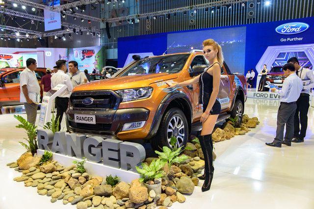 Không có sản phẩm mới cho Việt Nam, Ford nhấn mạnh công nghệ - 3