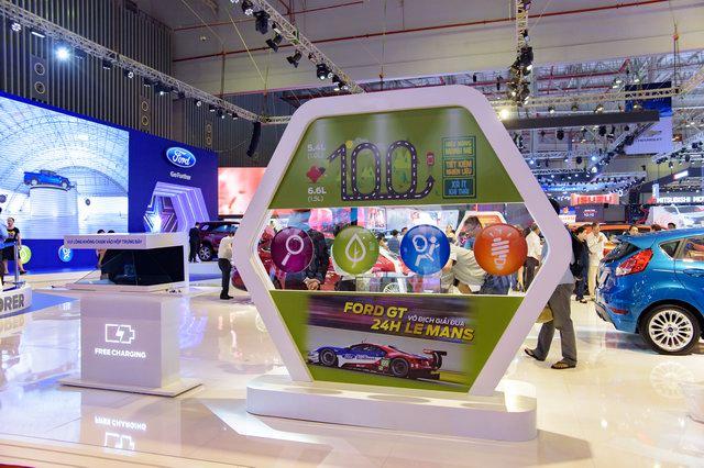 Không có sản phẩm mới cho Việt Nam, Ford nhấn mạnh công nghệ - 5