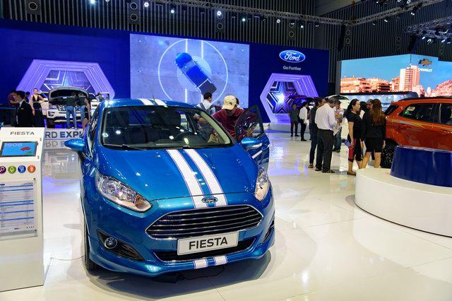 Không có sản phẩm mới cho Việt Nam, Ford nhấn mạnh công nghệ - 6