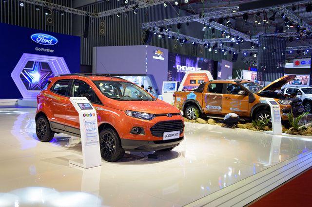 Không có sản phẩm mới cho Việt Nam, Ford nhấn mạnh công nghệ - 7
