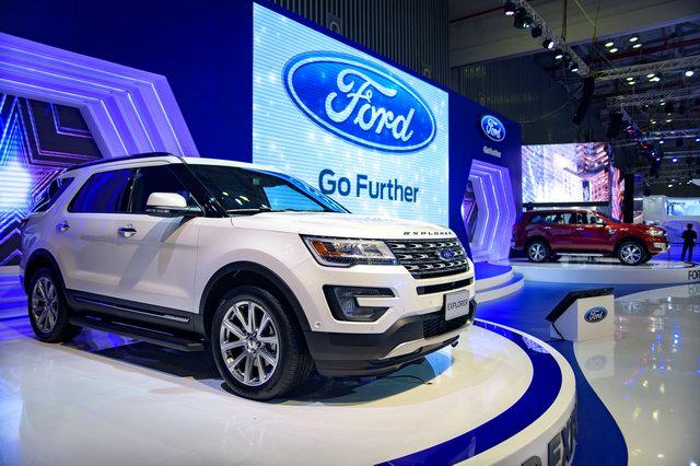 Không có sản phẩm mới cho Việt Nam, Ford nhấn mạnh công nghệ - 9