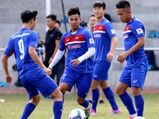 U23 Việt Nam: HLV Hữu Thắng 'gây sốc' với trò cưng ông Hoàng Anh Tuấn? - 6