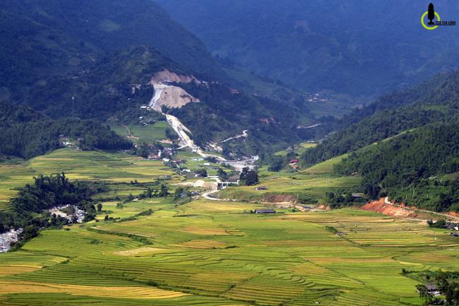 Lạc lối trong thung lũng lúa chín tráng lệ nhất Lào Cai - 7