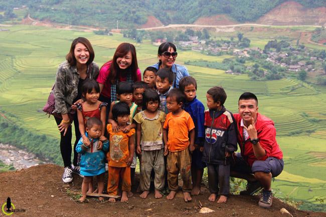 Lạc lối trong thung lũng lúa chín tráng lệ nhất Lào Cai - 14