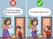 Giáo dục - du học - 11 câu nói có tác dụng kỳ diệu trong việc nuôi dạy con cái