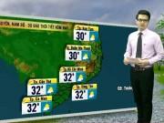 Tin tức trong ngày - Dự báo thời tiết VTV 4/8: Mưa vẫn trút xuống nhiều tỉnh thành miền Bắc