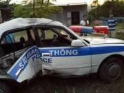 An ninh Xã hội - Xác định nghi phạm vận chuyển ma tuý khiến 2 CSGT bị thương