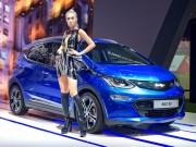 Chevrolet giới thiệu xe chạy điện Bolt EV tại Việt Nam