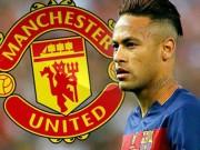 """Bóng đá - Tiết lộ: MU đáng lẽ được """"bật đèn xanh"""" mua Neymar"""