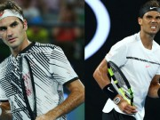 """Thể thao - Rogers Cup: Nadal - Federer chờ chung kết """"Siêu kinh điển"""""""