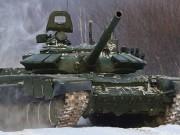Thế giới - Quân đoàn xe tăng huyền thoại Nga áp sát phương Tây