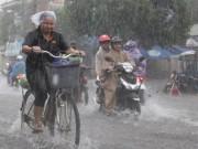 Tin tức trong ngày - Biển Đông xuất hiện áp thấp nhiệt đới thứ 5 trong năm