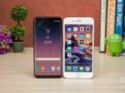 Samsung vẫn áp đảo về số lượng smartphone bán ra trong quý 2