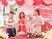 Bạn trẻ - Cuộc sống - Đám cưới nổi nhất xứ Thanh của cô dâu chuyển giới