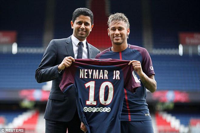 """PSG giàu khủng khiếp: Sau Neymar sẽ toan tính """"hốt"""" cả Messi?"""