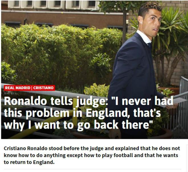 Hiệu ứng Neymar 222 triệu euro: Ronaldo dọa rời Real, trở lại MU - 1