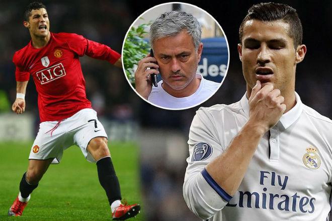 Hiệu ứng Neymar 222 triệu euro: Ronaldo dọa rời Real, trở lại MU - 3