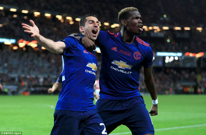 UEFA công bố: MU thắng tuyệt đối Europa League, Real càn quét Cúp C1 - 2