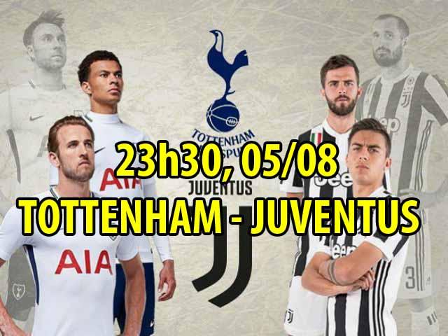 Chi tiết Tottenham - Juventus: Sức ép khủng khiếp (KT) - 4