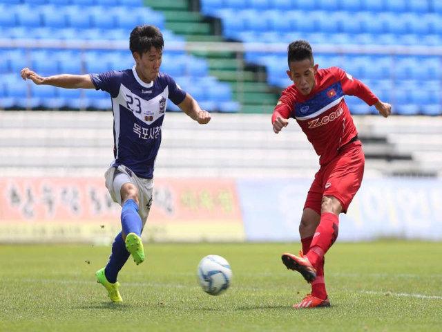 Vì sao U23 Việt Nam đá giao hữu giữa trưa? - 2