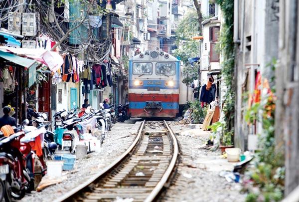 Đường sắt Việt Nam: Loay hoay đổi mới - 1