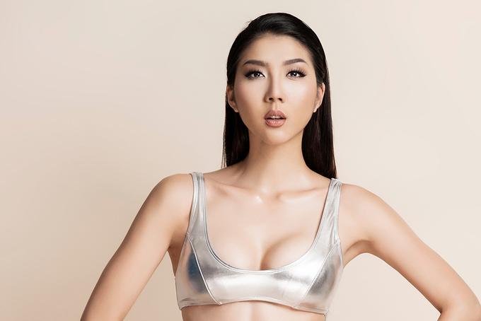 """""""Mòn mắt"""" vì gái 1 con Ngọc Quyên mặc bikini, mẹ bỉm sữa """"phát hờn"""" - 2"""