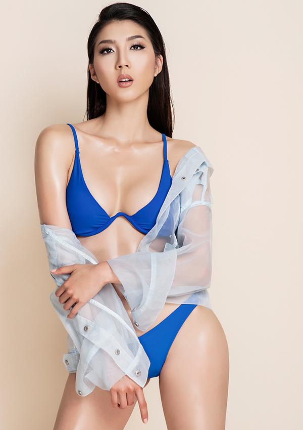 """""""Mòn mắt"""" vì gái 1 con Ngọc Quyên mặc bikini, mẹ bỉm sữa """"phát hờn"""" - 3"""
