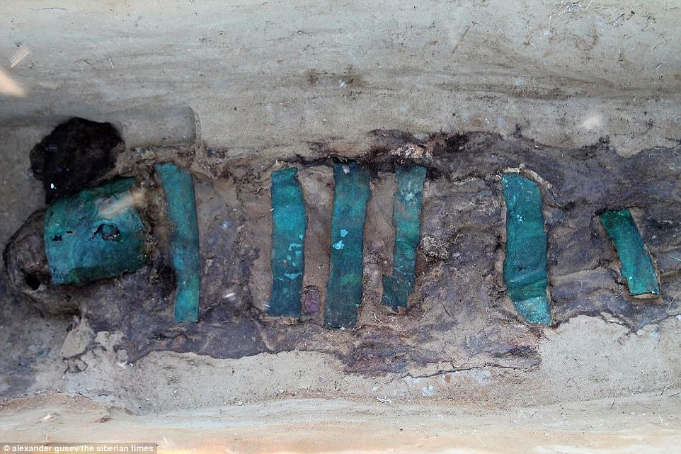 Xác ướp công chúa gần 1.000 năm còn nguyên khuôn mặt ở Bắc Cực - 3