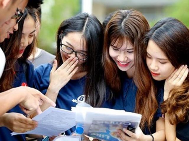 Học viện ANND công bố điểm chuẩn trúng tuyển hệ dân sự năm 2017 - 2