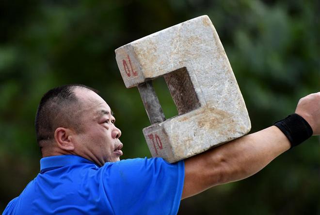 """Võ sư """"Tay sắt"""" vô địch Thiếu Lâm hạ Từ Hiểu Đông sau 2 giây? - 7"""