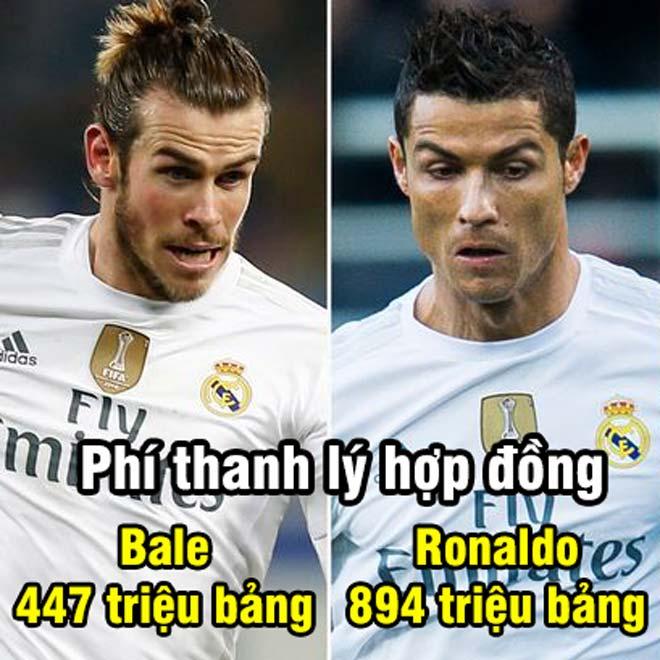 MU và điệp vụ Ronaldo - Bale: Vật cản 38000 tỷ đồng - 3