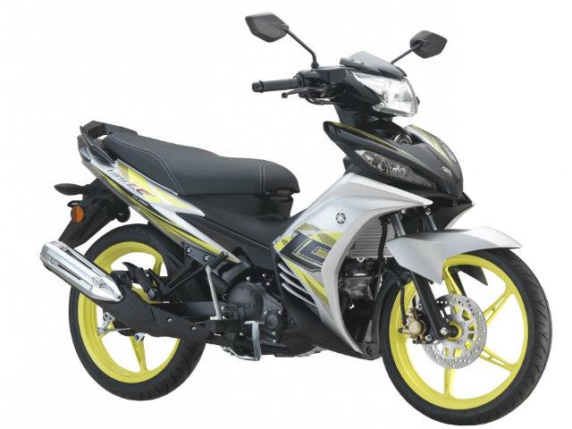 2017 Yamaha Y135LC thêm màu mới, giá 38 triệu đồng