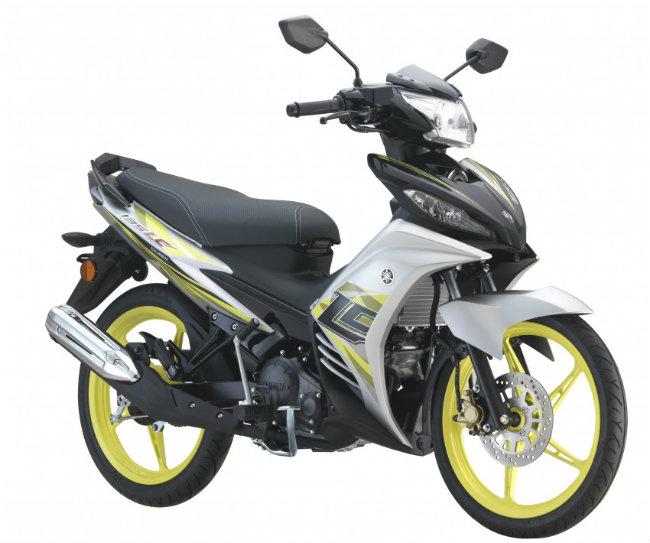 Mức giá trên của Y135LC chưa bao gồm thuế đường, bảo hiểm và đăng ký. Các phiên bản màu mới đã được phân phối tại các cửa hàng của Hong Leong Yamaha Malaysia.