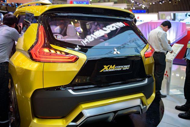 Mitsubishi XM Concept: Sự lãng mạn hiếm có tại VMS 2017 - 5