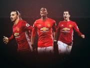 Bóng đá - UEFA công bố: MU thắng tuyệt đối Europa League, Real càn quét Cúp C1