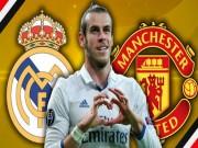 """Bóng đá - Ăn theo Neymar, MU vung 90 triệu bảng rước """"bom tấn"""" Bale"""