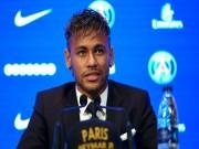"""Bóng đá - """"Bom tấn"""" Neymar - PSG: Choáng với tấm séc 222 triệu euro"""
