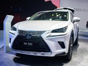 Tin tức ô tô - Lexus NX 2018 ra mắt thị trường Việt Nam
