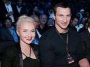 Tiến sĩ búa thép  Klitschko giải nghệ: Theo vợ đóng phim bom tấn