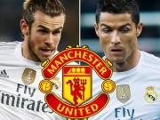 Bóng đá - MU và điệp vụ Ronaldo - Bale: Vật cản 38000 tỷ đồng