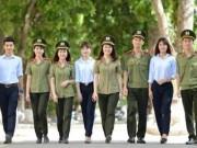 Giáo dục - du học - Học viện ANND công bố điểm chuẩn trúng tuyển hệ dân sự năm 2017