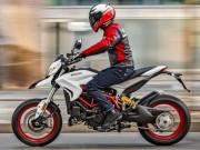 Thế giới xe - 2018 Ducati Hypermotard 939 khoác áo mới sang chảnh