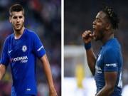 Bóng đá - Tin HOT bóng đá tối 5/8: Chelsea đá 2 tiền đạo trước Arsenal?