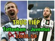 Chi tiết Tottenham - Juventus: Sức ép khủng khiếp (KT)