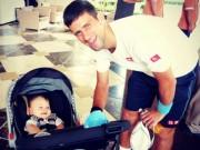 """Thể thao - Tin thể thao HOT 5/8: """"Djokovic nên yên phận ở nhà trông con"""""""