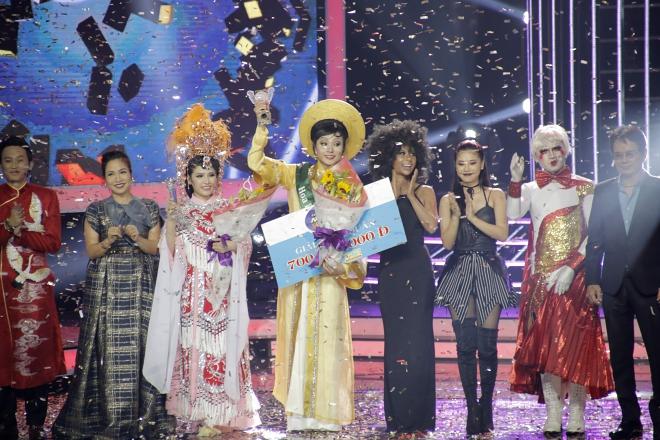 Hóa thân Hoài Linh, Jun Phạm giành giải 700 triệu đồng - 3