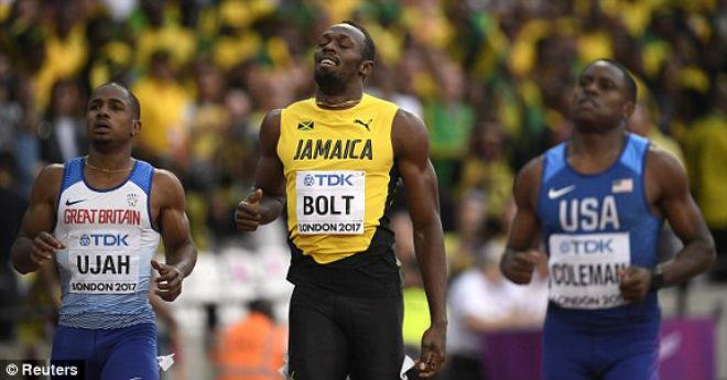 """Chấn động thế giới: Usain Bolt thua sốc, mất ngôi """"vua chạy 100m"""" - 15"""