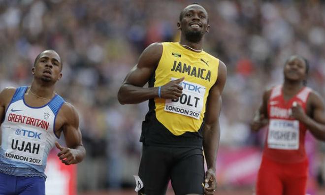 """Chấn động thế giới: Usain Bolt thua sốc, mất ngôi """"vua chạy 100m"""" - 13"""
