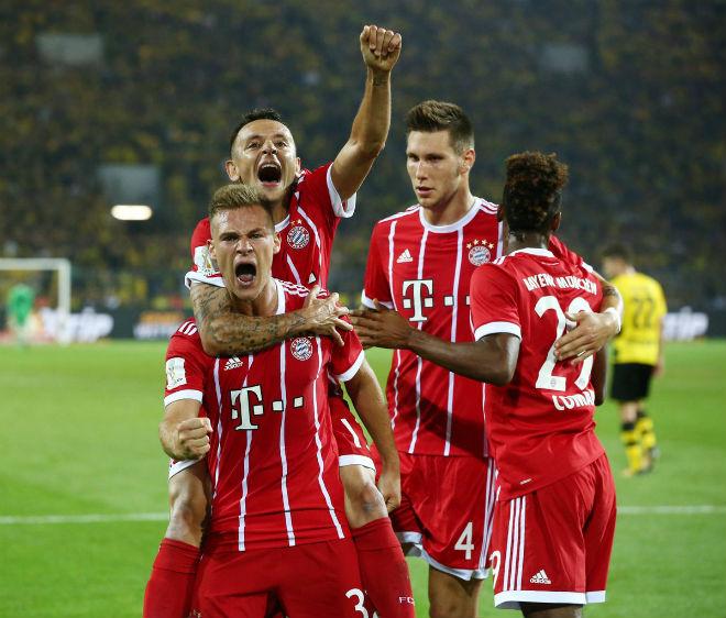 """Dortmund - Bayern Munich: Loạt """"đấu súng"""" nghẹt thở - 1"""